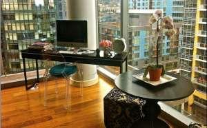 工作狂人的家庭工作间设计南京